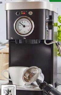 Espressomaschine GT-EM-02 von Ambiano