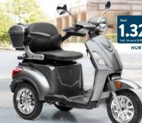 Elektromobil Bendi von Nova Motors