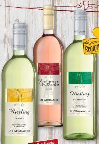 Müller-Thurgau von Die Weinmacher Niederkirchen