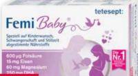 Femi Baby von Tetesept