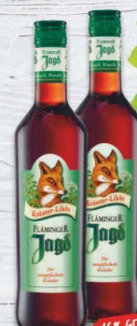 Kräuterlikör von Fläminger Jagd