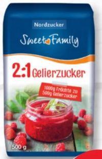 Nordzucker Gelierzucker 2:1 von Sweet Family