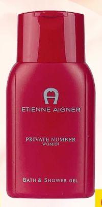 Duschgel Private Number von Etienne Aigner
