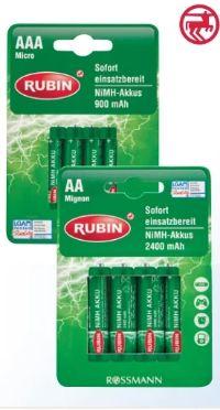 Rubin Akkus Micro AAA von Rubin
