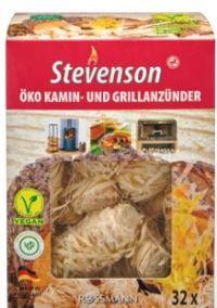 Öko Kamin-Grillanzünder von Stevenson