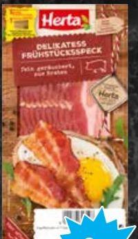 Frühstücksspeck von Herta