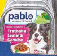 Hundenahrung von Pablo
