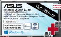 Notebook D509BA-EJ248T von Asus