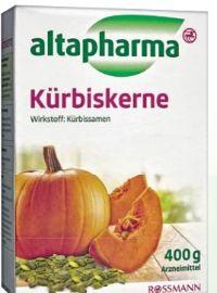 Kürbiskerne von Altapharma