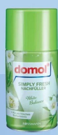 Simply Fresh Nachfüller von Domol