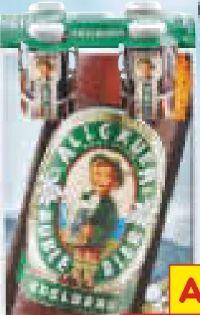 Büble Edelbräu von Allgäuer Brauhaus