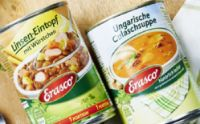 1-Portion-Suppen von Erasco