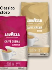 Caffè Crema Classico von Lavazza