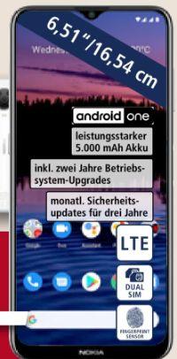 Smartphone Moto g20 von Motorola
