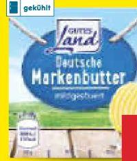 Deutsche Markenbutter von Gutes Land