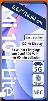 Smartphone Mi 10T Lite 5G von Mi