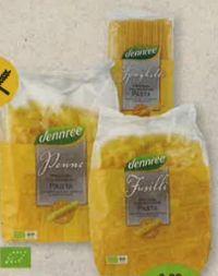 Bio-Glutenfreie Nudeln von Dennree
