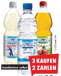 Erfrischungsgetränk von Blankenburger Wiesenquell