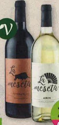 La Meseta von Riegel Bioweine