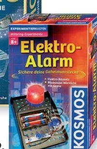 Elektro-Alarm von Kosmos