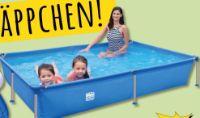 Stahlrahmen-Pool von Happy People