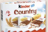 Kinder Country von Ferrero