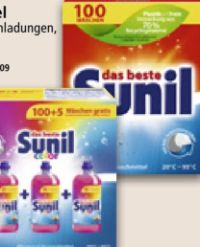 Waschmittel von Sunil
