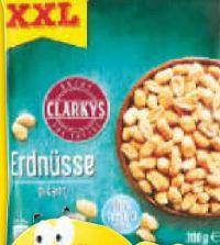 Erdnüsse von Clarky's