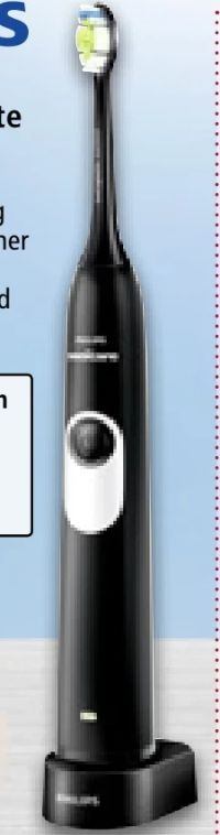 Schallzahnbürste HX6232/20 von Philips