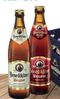 Hefe Weißbier von Benediktiner Weissbier