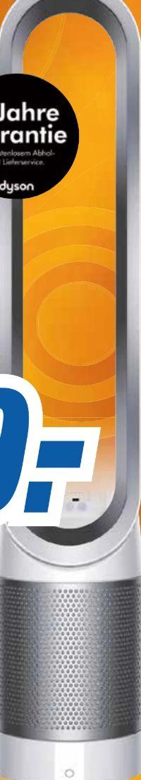 Turm-Luftreiniger  TP02 pure cool link von Dyson
