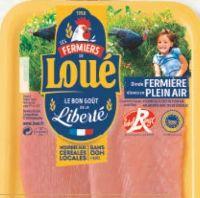 Freiland-Putenschnitzel von Fermiers de Loué