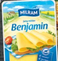 Käse Scheiben von Milram