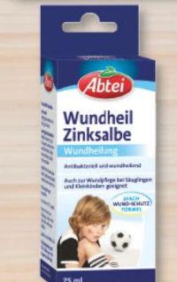 Abtei Wundheil Zinksalbe von Omega Pharma