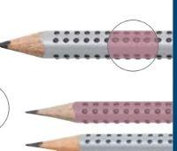 Bleistifte Grip 2001 von Faber-Castell