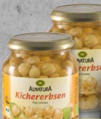 Bio-Kichererbsen von Alnatura