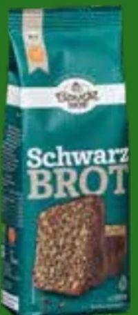 Bio-Schwarzbrot von Bauckhof