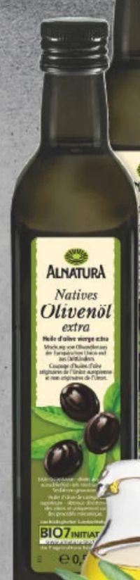 Bio Natives Olivenöl von Alnatura