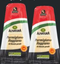 Bio-Parmigiano Reggiano von Alnatura