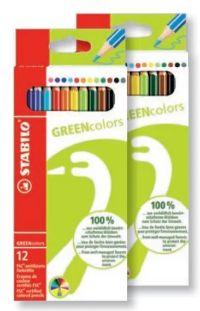 Buntstifte Greencolors von Stabilo