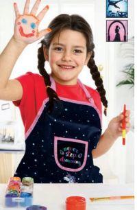 Kinder-Werkschürze von Stylex