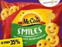 Golden Smiles von McCain