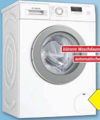 Waschmaschine WAJ28070 von Bosch
