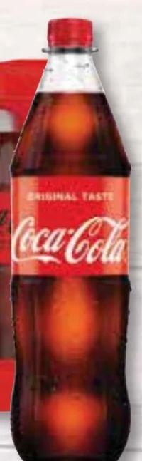 Erfrischungsgetränk von Coca-Cola