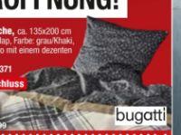 Satin-Bettwäsche von Bugatti