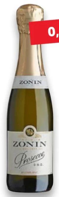 Prosecco von Zonin