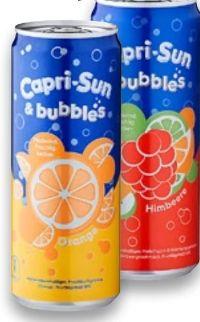 Capri-Sun & Bubbles von Capri Sun