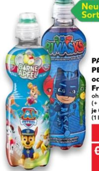 Fruchtsaftgetränk von Paw Patrol