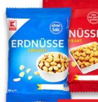 Erdnüsse von K-Classic