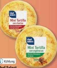 Mini-Tortilla von Chef Select